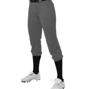 Girls' Belted Speed Premium Fastpitch Pants Thumbnail
