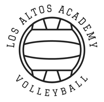 Volleyball Template DNT002 BW