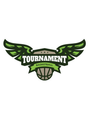 Tournament League logo template 02