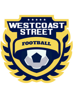 West Coast Street logo template