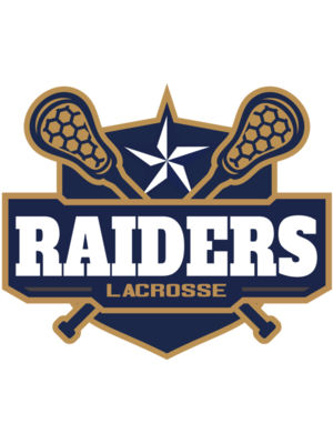 Raiders Lacrosse Logo Template
