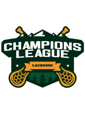 Champions League Lacrosse Logo Template