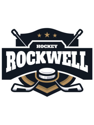 Rockwell Hockey logo template