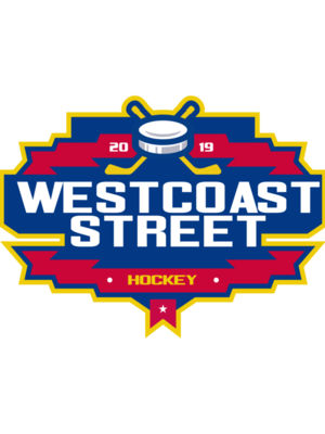 West Coast Street Hockey logo template
