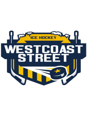 West Coast Street Hockey logo template 02