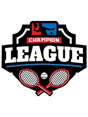 League Champion logo template