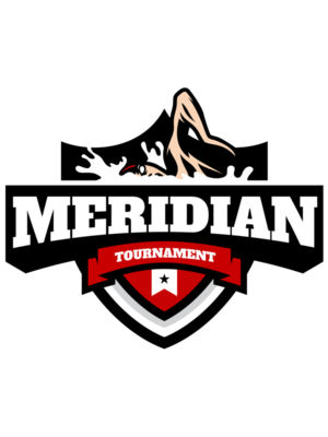 Meridian Tournament logo template